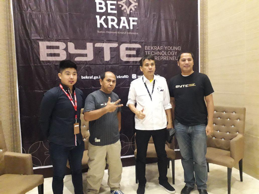 LAMPUNG POST | Bekraf Dorong Pemuda Lampung Optimalkan Usaha Melalui Teknologi Digital