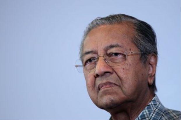 LAMPUNG POST | Mahathir Mohamad Kembali Pimpin Malaysia?