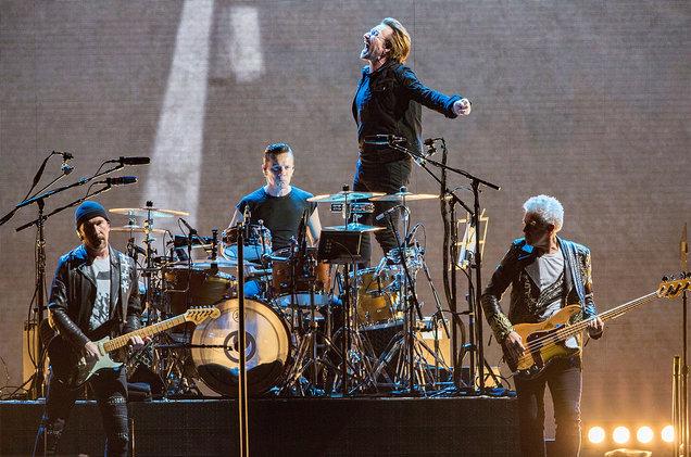 LAMPUNG POST   U2 Rilis Album Songs of Experience, Kumpulan Surat untuk Anak-Istri
