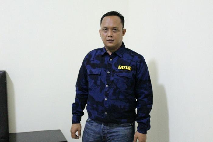 LAMPUNG POST | Ketua AMPI, Bekerja Demi Kebaikan Orang Banyak