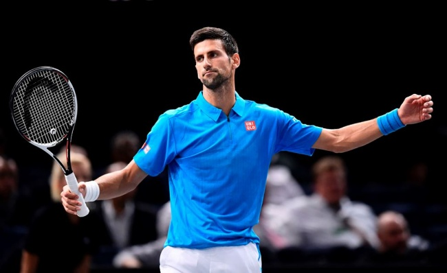 LAMPUNG POST | Tampil Buruk, Novak Djokovic Pecat Tim Pelatih