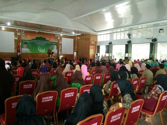 LAMPUNG POST | Lestarikan Budaya Islam Lewat Qosidah