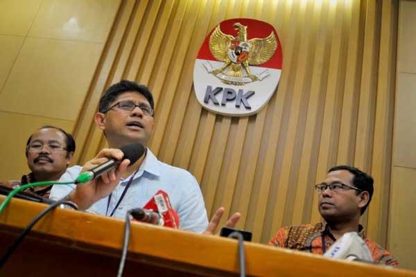 Uang Suap Pinjaman Daerah Lampung Tengah Pakai Kode Keju