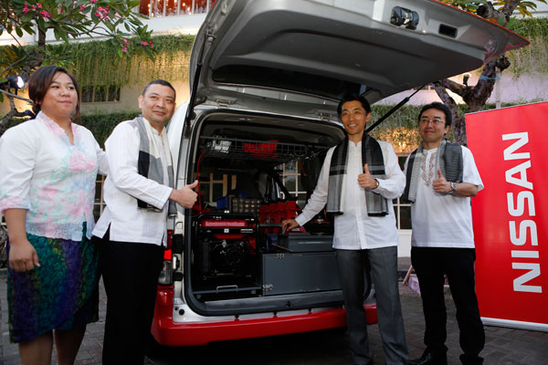 LAMPUNG POST | Nissan-Datsun Siap Kawal Pemudik