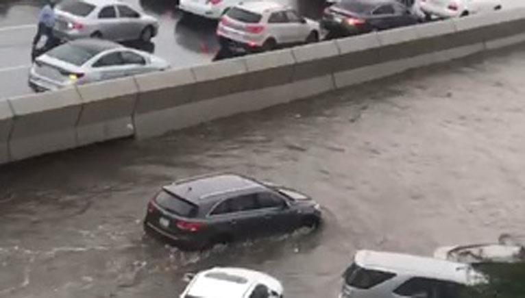 LAMPUNG POST | KJRI Jeddah Sebut Permukiman WNI Ikut Terendam Banjir