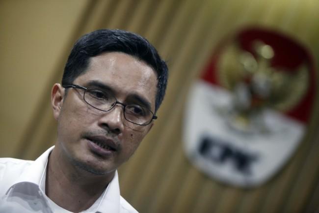 KPK Enggan Campuri Perseteruan Kubu Novanto dengan SBY