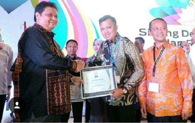 Hipmi Lampung Didaulat jadi Hipmi Zaman Now
