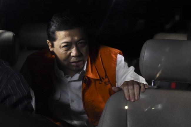 LAMPUNG POST | Setya Novanto Didorong Akhiri Karier Politik secara Terhormat