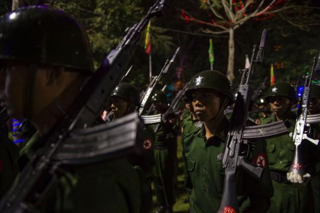LAMPUNG POST | Militer Myanmar Benarkan Terlibat Pembunuhan Muslim Rohingya
