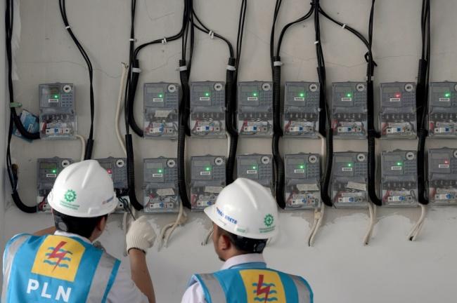 LAMPUNG POST   PLN Kembalikan Subsidi ke 2,44 Juta Pelanggan Miskin