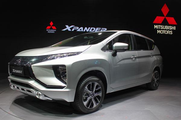 Ratusan Konsumen Memesan Mitsubishi Xpander di Ajang GIIAS 2017
