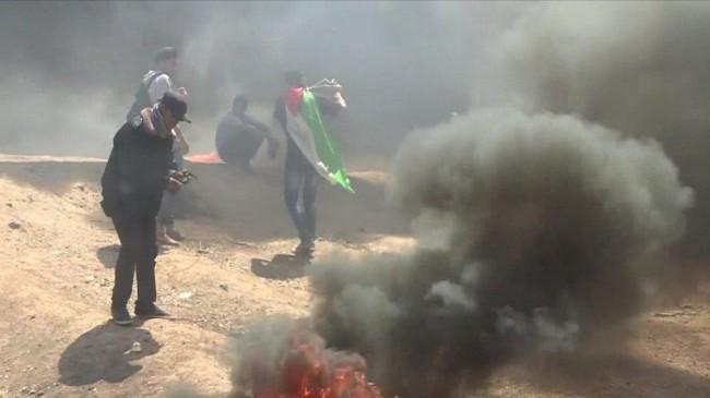 37 Warga Palestina Tewas Ditembak Jelang Peresmian Kedubes AS