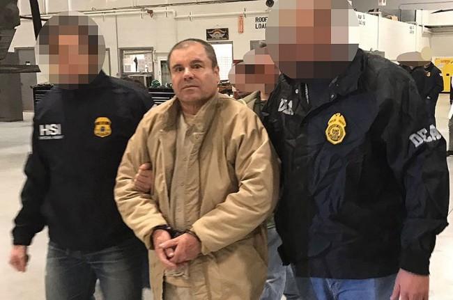 Polisi Meksiko Bunuh Kepala Keamanan Gembong Narkotika 'El Chapo'