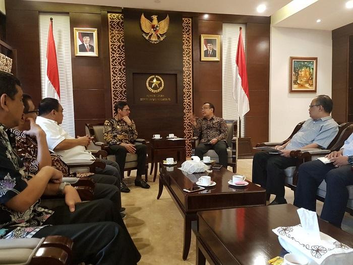 Presiden akan Hadiri HPN 2018 di Padang