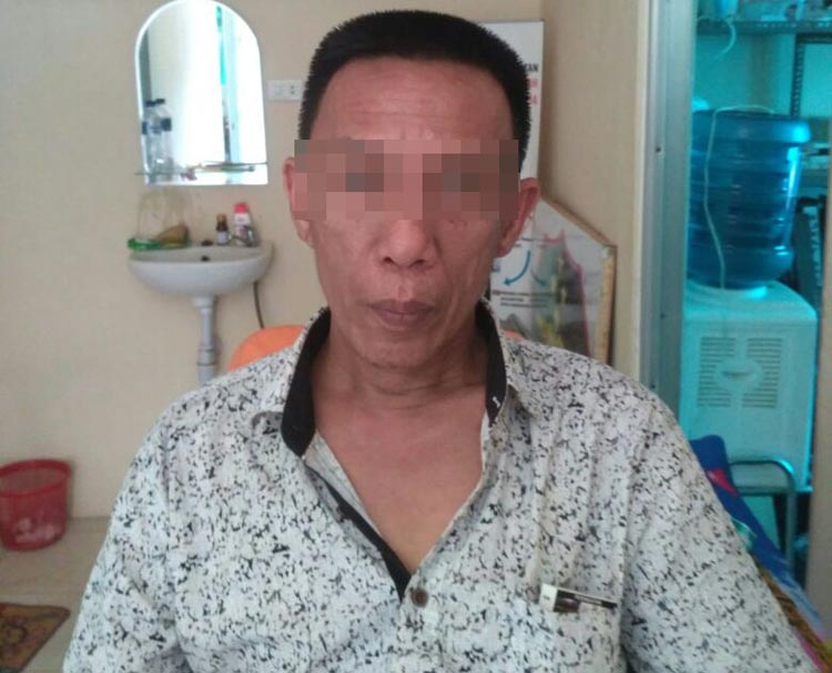 LAMPUNG POST | Polisi Ciduk Bandar Narkoba di Menggala