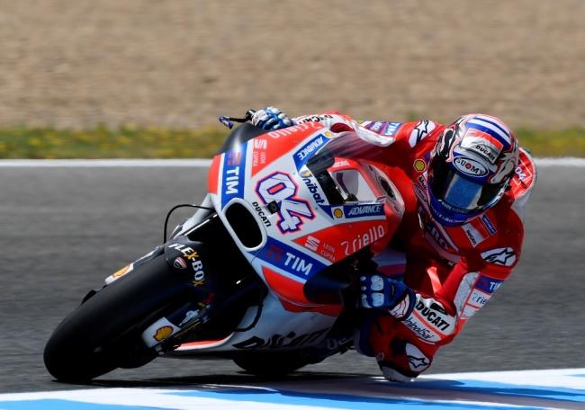 LAMPUNG POST | Dovizioso Pimpin FP2 MotoGP Prancis