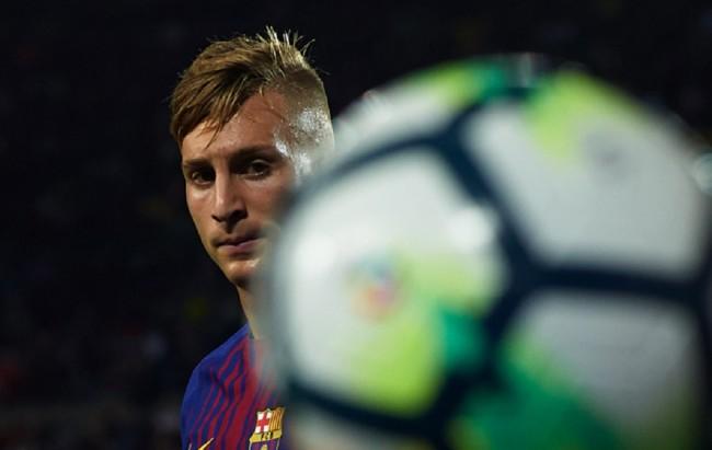 Barcelona Pinjamkan Gerard Deulofeu ke Watford