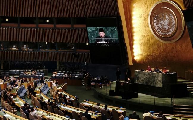 LAMPUNG POST | Indonesia Takkan Menyerah Perjuangkan Kemerdekaan Palestina
