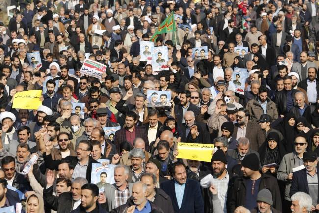3.700 Orang Ditangkap Terkait Demo Anti-Pemerintah Iran