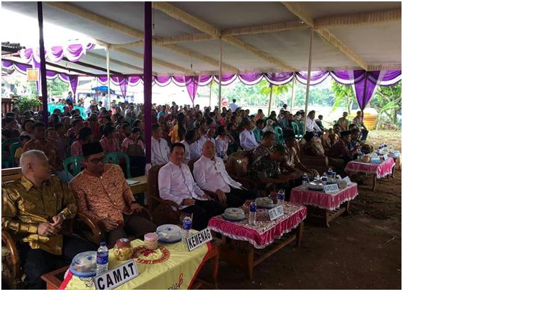 LAMPUNG POST | Umat Buddha Lampung Rayakan Waisak Bersama