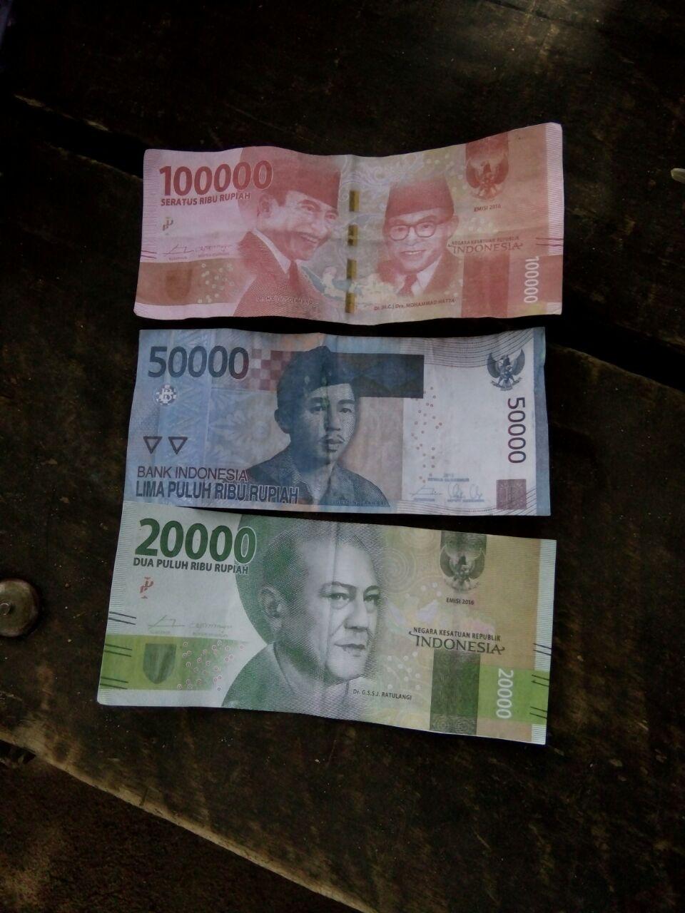 LAMPUNG POST | Uang Palsu Beredar di Tumijajar