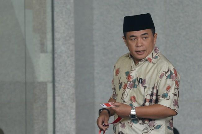 Ade Komarudin Dilarikan ke Rumah Sakit