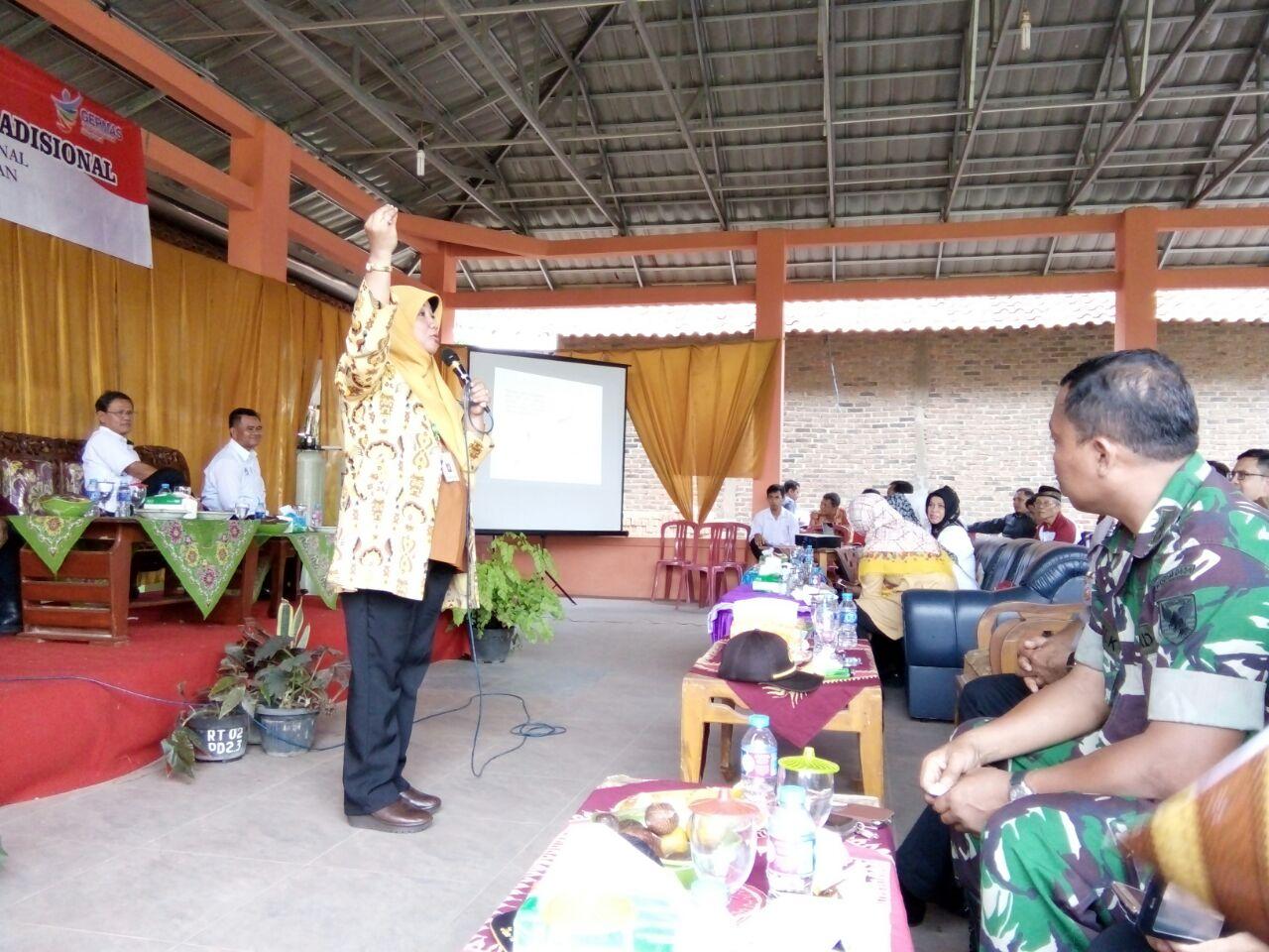 LAMPUNG POST | Kemenkes Sosialisasi Pelayanan Kesehatan Tradisional di Pringsewu