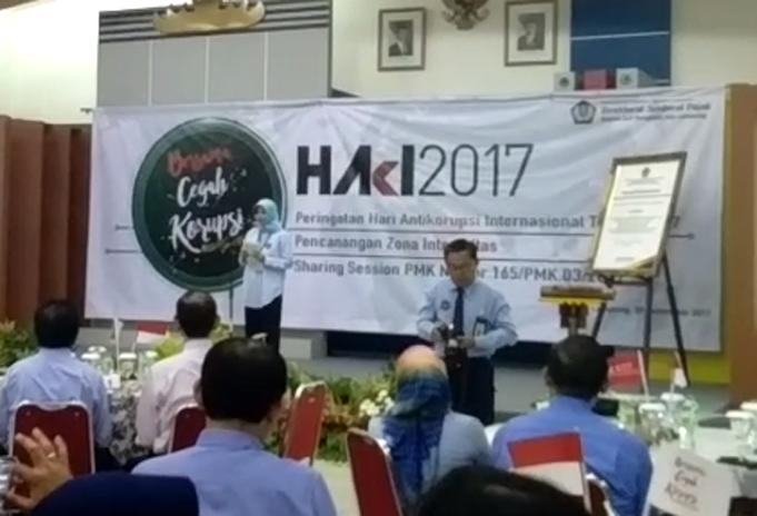Hingga Desember 2017, Pencapaian Pajak DJP Bengkulu-Lampung Capai 79 Persen