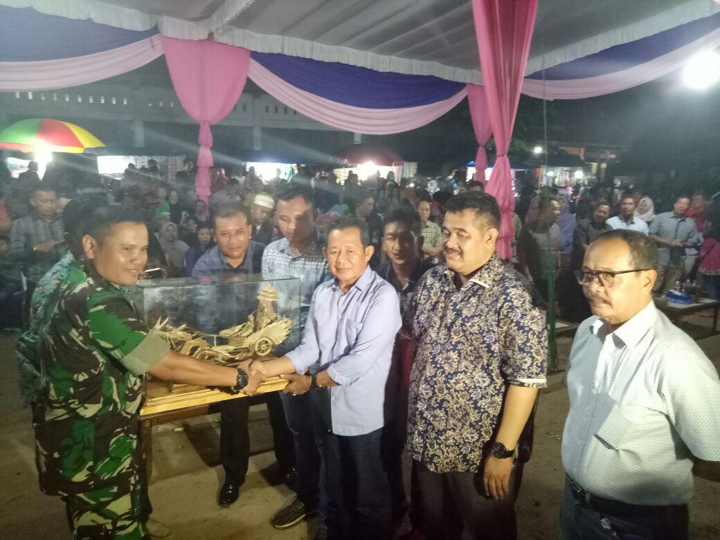 LAMPUNG POST | Pemkab Tubaba Sukses Gelar Perayaan HUT ke-72 TNI