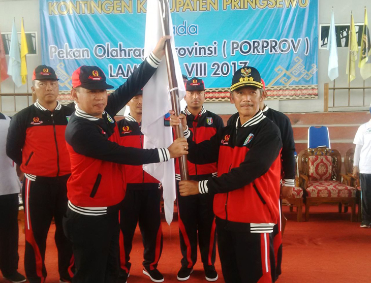 LAMPUNG POST | Pringsewu Kirim 365 Atlet dan Official di Ajang Porprov
