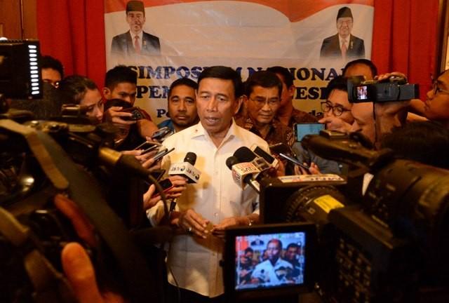 Wiranto Sebut Imbauan Penundaan Penetapan Tersangka KPK Hasil Rakor