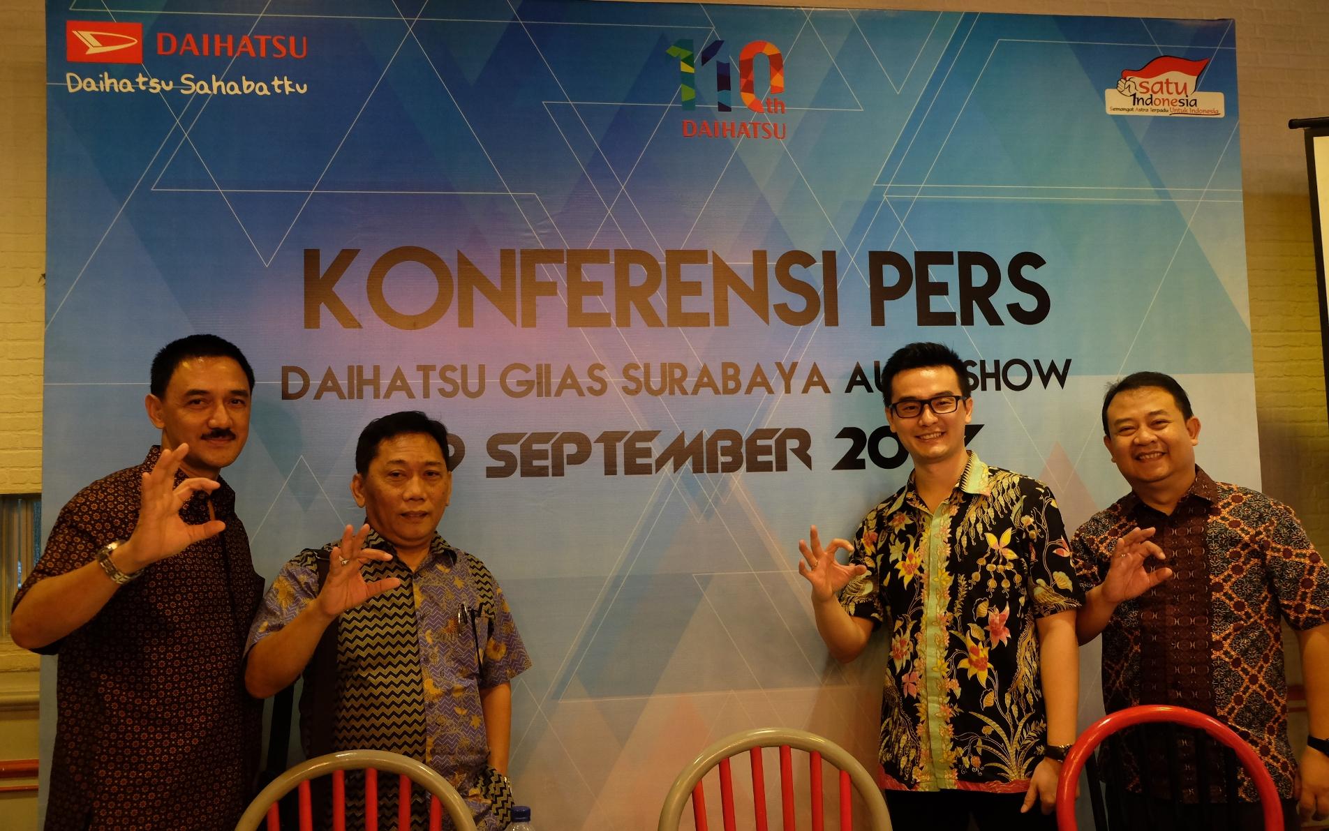 LAMPUNG POST | Daihatsu Ramaikan GIIAS Surabaya