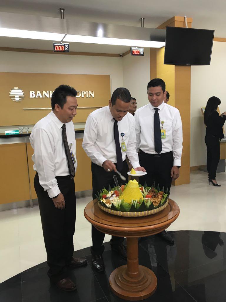 LAMPUNG POST | Bukopin Relokasi Kantor ke Raden Intan