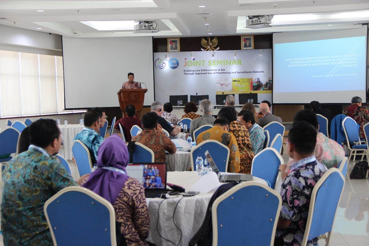 Indonesia-Australia Kembangkan Strategi Berantas IUU Fishing