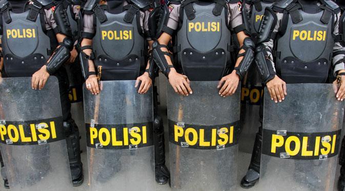 LAMPUNG POST | Terorisme dan Bahaya Mengancam Keselamatan Polisi