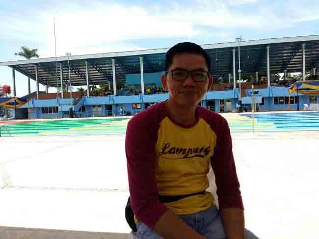 75 Perenang Lampung Perebutkan Tiket Kejurnas Aquatik 2018
