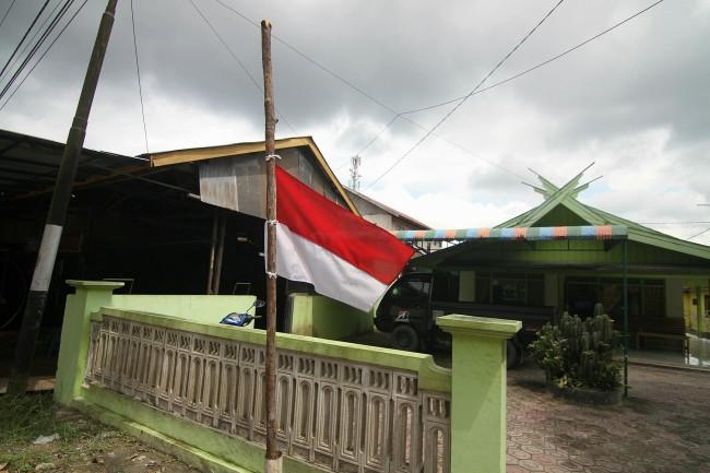 Aceh Kibarkan Bendera Setengah Tiang Peringati 13 Tahun Tsunami