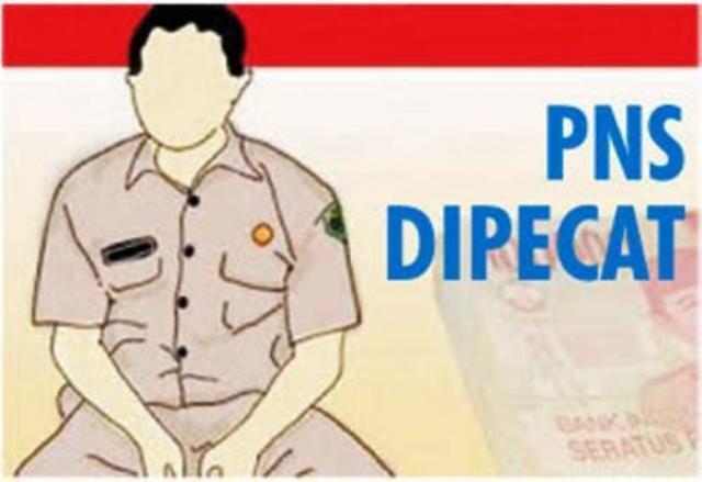 LAMPUNG POST | Tidak Disiplin, Lima ASN Lampung Utara Diberhentikan Tidak Hormat