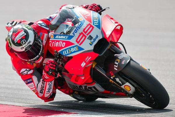 Lorenzo Optimistis Tatap MotoGP 2018