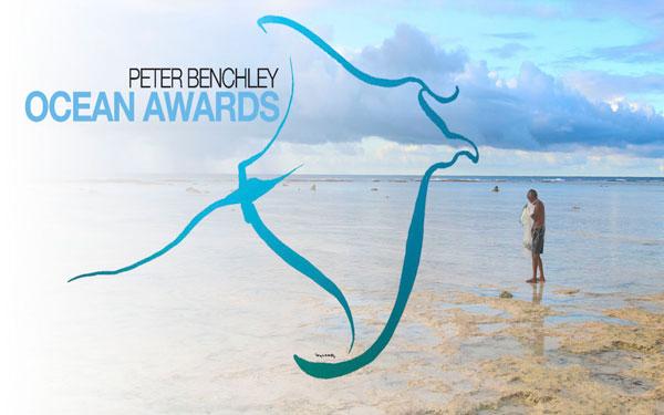 Menteri Susi Terima Penghargaan Peter Benchley Ocean Awards