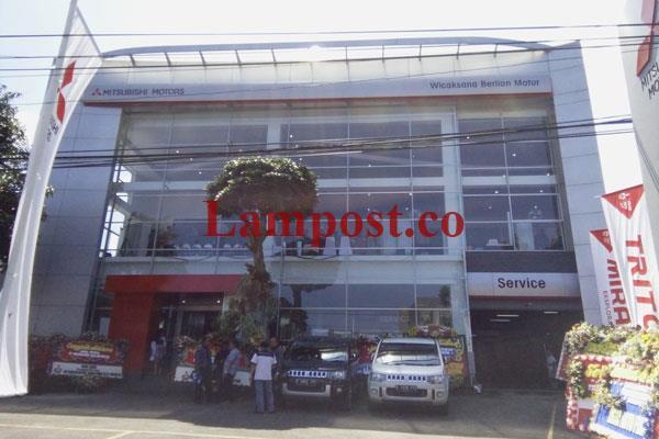 LAMPUNG POST | Perluas Jaringan, Mitsubishi Resmikan Diler Baru di Bandung