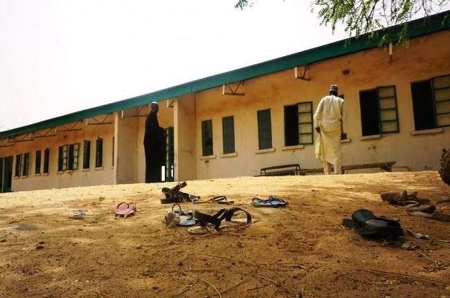 LAMPUNG POST | Nigeria Tetapkan Bencana Nasional atas Penculikan Puluhan Siswi
