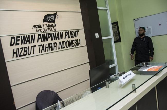LAMPUNG POST | Pemerintah Resmi Cabut Badan Hukum HTI