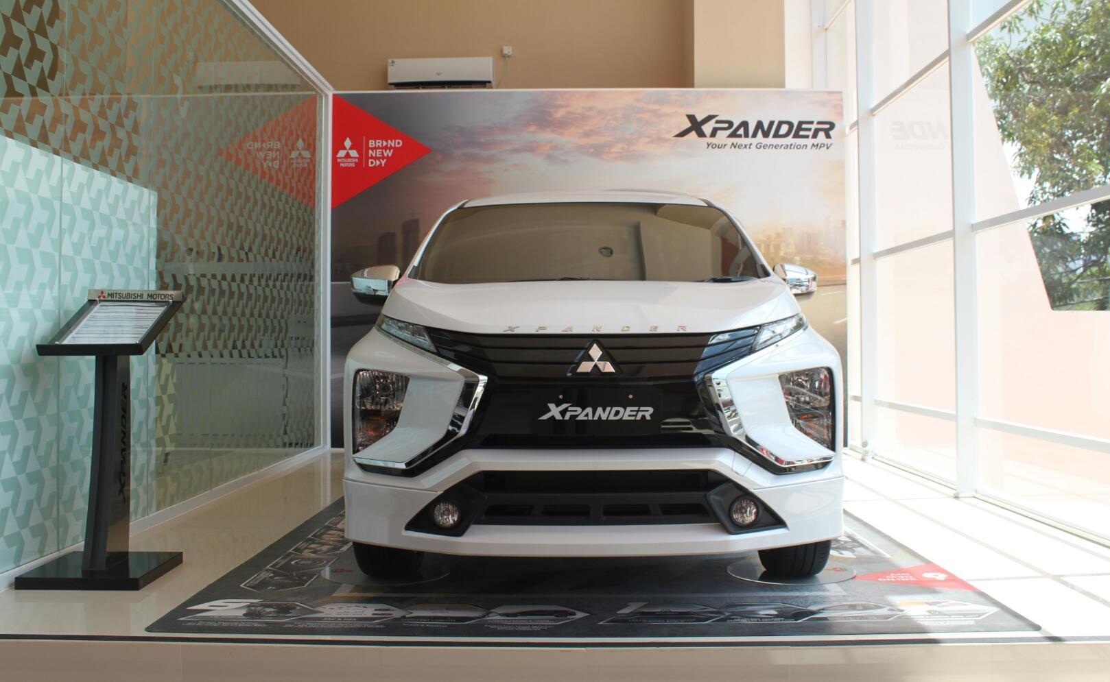 LAMPUNG POST | Mitsubishi OptimistisRebut Pasar dengan Xpander