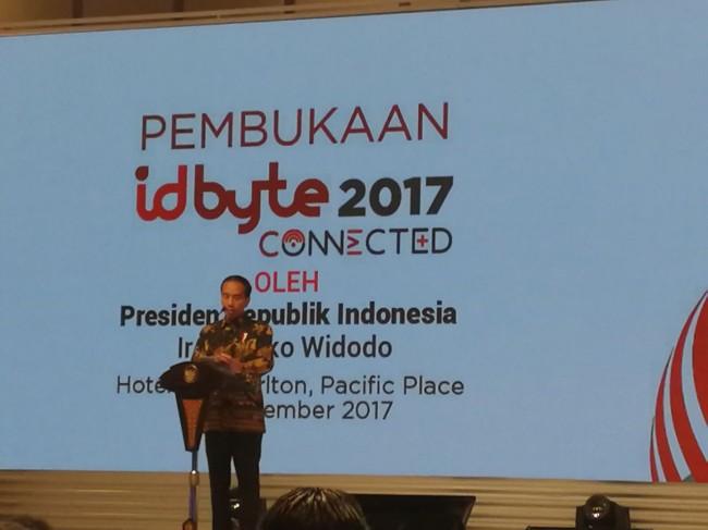 LAMPUNG POST | Jokowi Tegaskan Jangan Tolak Teknologi yang Masuk ke Indonesia