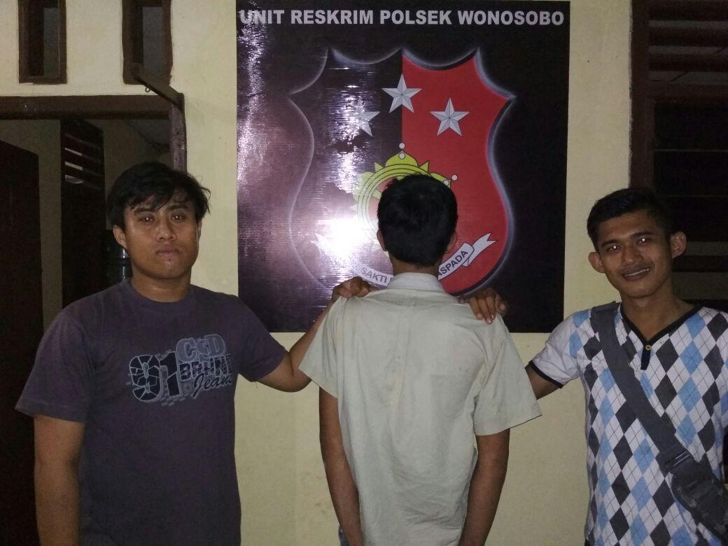 LAMPUNG POST | 5 Tahun Buron, Polsek Wonosobo Ringkus DPO Kasus Perampokan