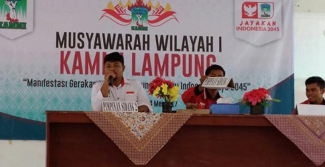 LAMPUNG POST | 4 Calon Ketua Bertarung di Muswil KAMMI Lampung