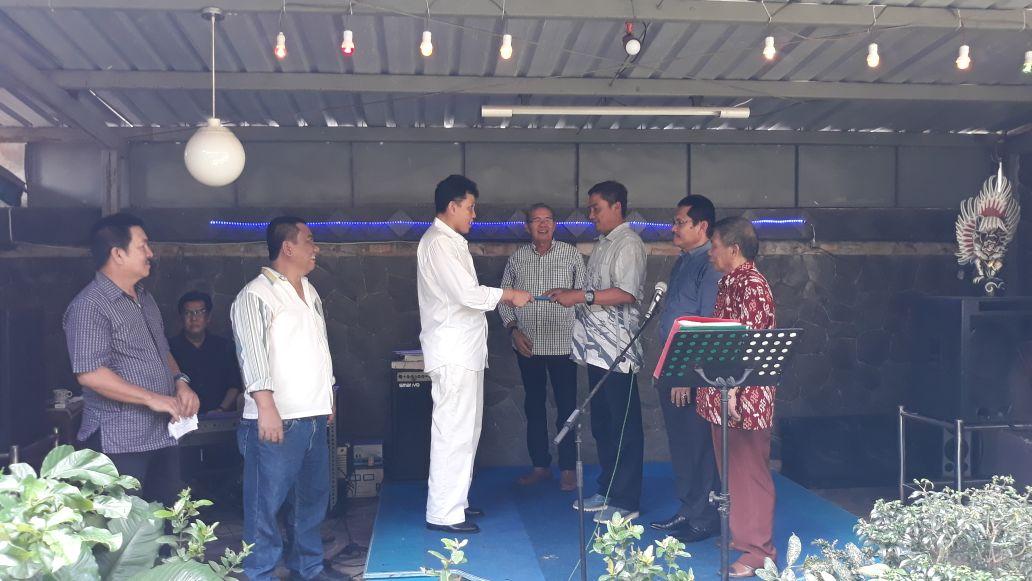 IKA UII dan Himpala Dukung Ridho - Bachtiar
