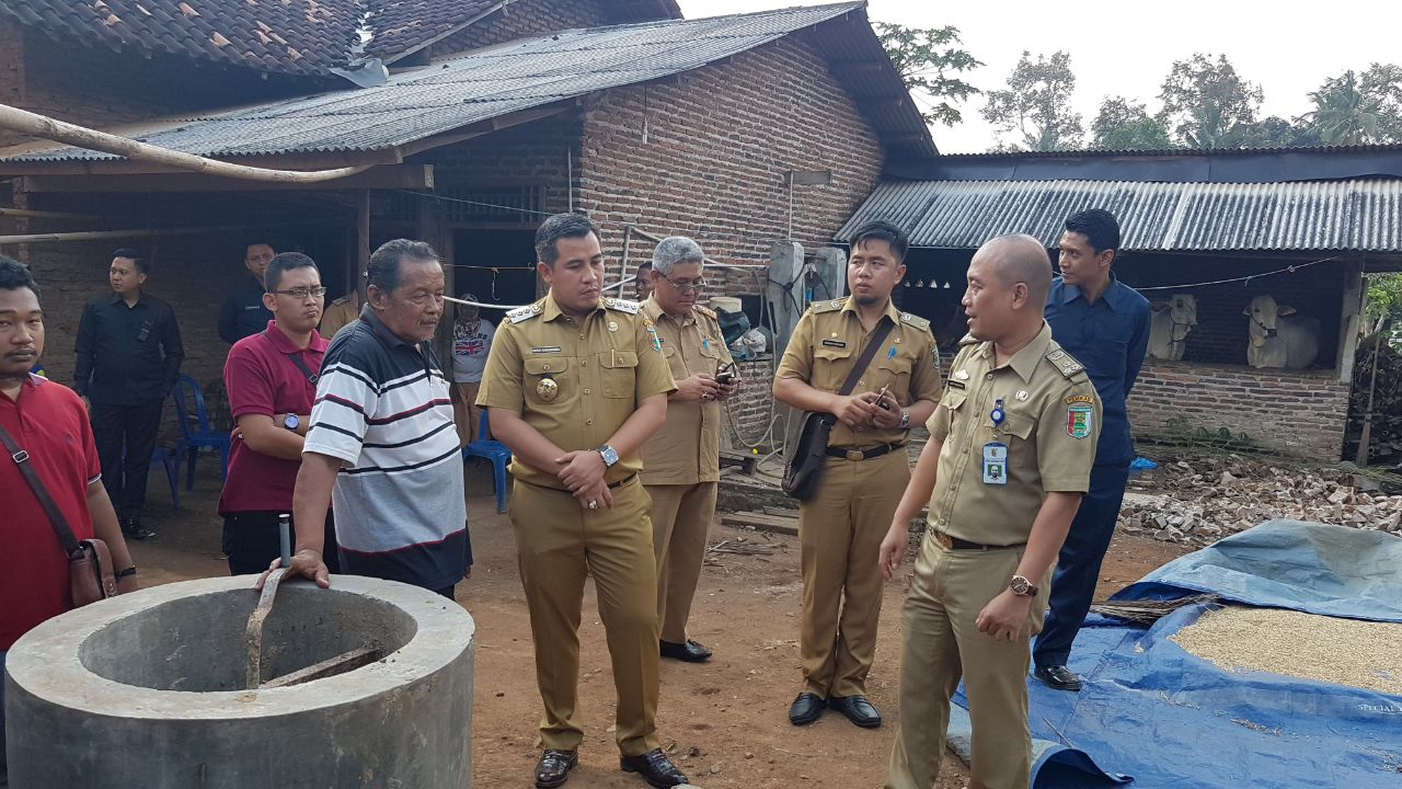 LAMPUNG POST | Pesawaran Gulirkan Program Biogas Kotoran Sapi di 4 Kecamatan