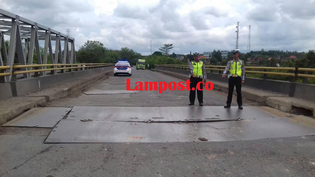 LAMPUNG POST | 3 Titik Jalan Lintas Timur Sumatera Mesuji Rawan Kecelakaan